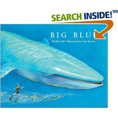 image of a blue whale