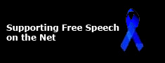 supporting free speech on the net